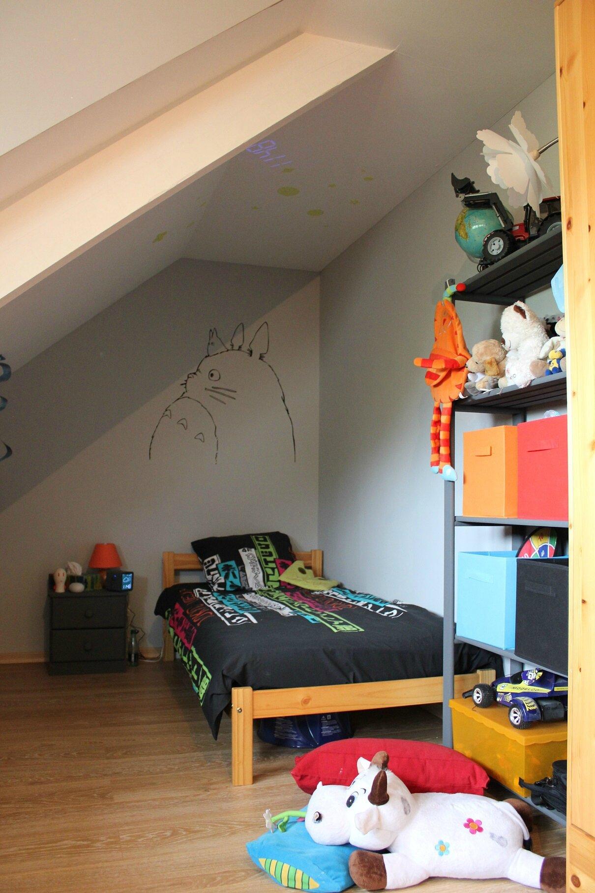 Une chambre ado manga   axelle fourmille d'idées