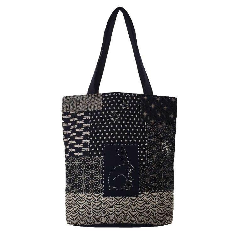 satomi sac boro patchwork