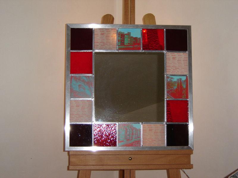 Miroirs le blog de l 39 atelier une histoire de verre for Miroir 50x50