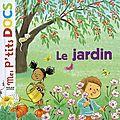 Ma sélection lecture pour enfants sur le thème du jardinage
