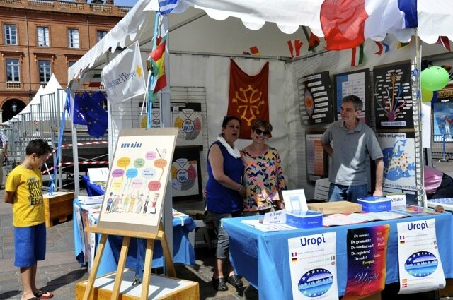 De Tuluzi Forum Lingus 2017 - Forom des Langues de Toulouse - Toulouse Language Forum