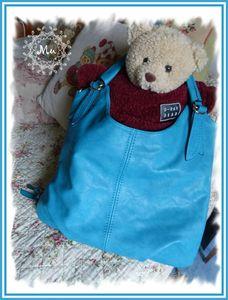 achat sac bleu turquoise (2)