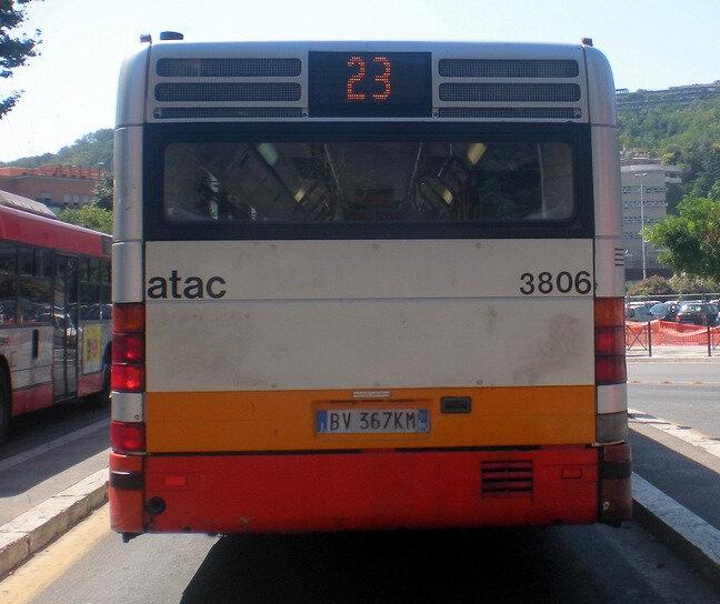 BUS 23 ROMA