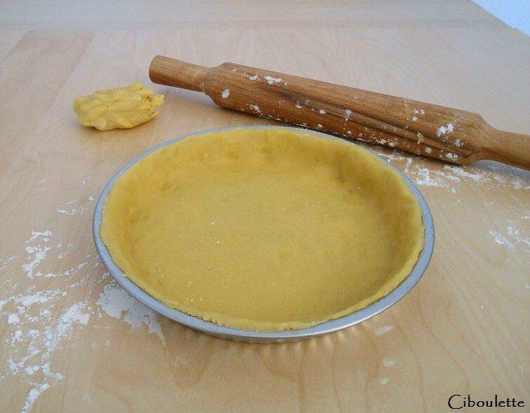 Pâte à sablé breton 3
