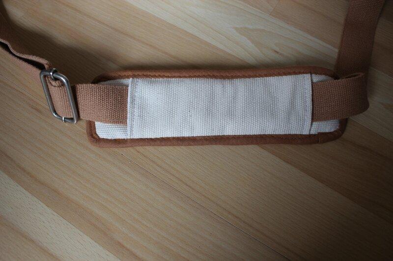 Protège épaule sac à langer
