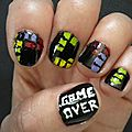 Battle de nailart 100% amateur #2 - geek