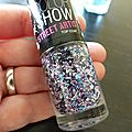 Mon colorshow street artist top coat # 2, de gemey maybelline ! ( the titre ! )