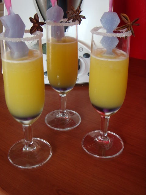 Recettes t thermomix for Cocktail thermomix