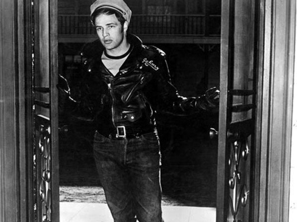 the wild one marlon brando
