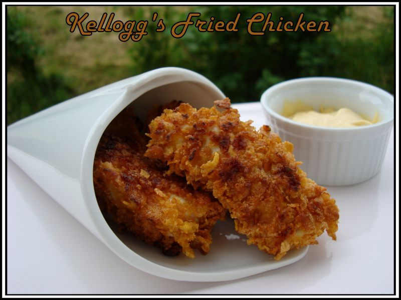 Kellogg's fried chicken 00