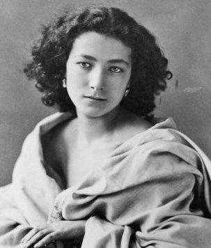 <b>Sarah Marie</b> Henriette Bernhard (1844-1923). Elle est née à Paris, <b>...</b> - 76445137