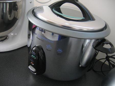 Riz safran aux fruits de mer rice cooker chez requia - Cuisiner avec un rice cooker ...