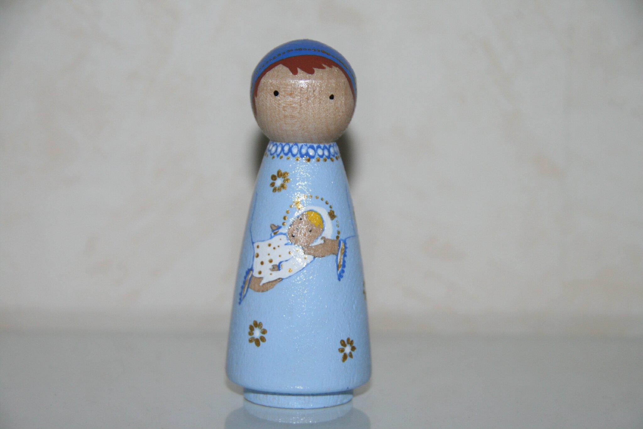 Marie: Vierge à l'enfant