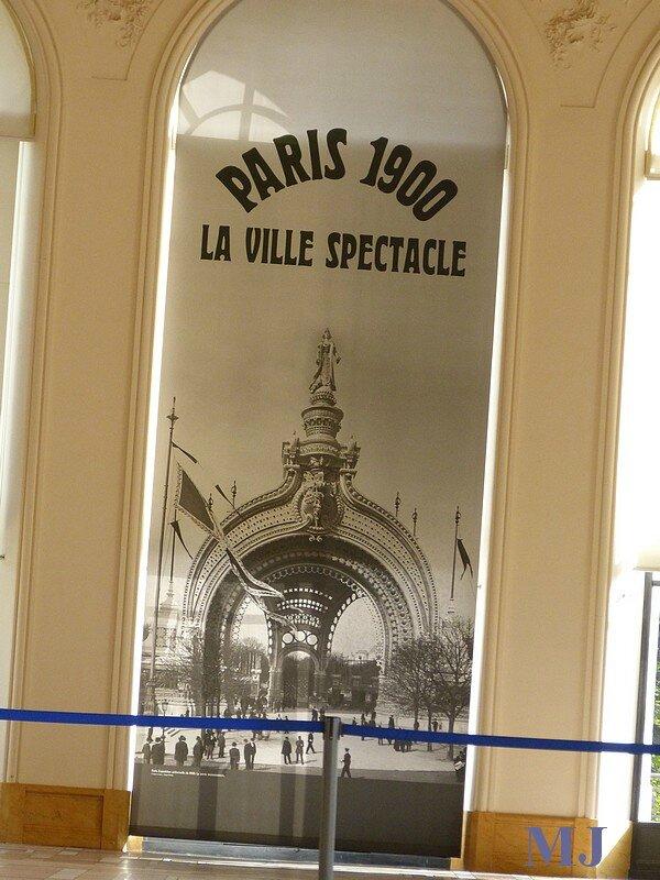PARIS 1900 VILLE SPECTACLE