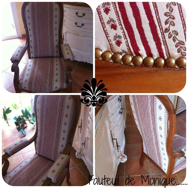 fauteuil Monique 1