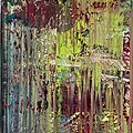 Sotheby's hong kong to offer kusama's rare pink 'infinity net' and richter's abstract painting (679-2)