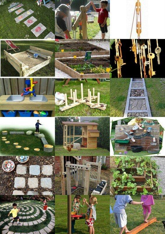 jardin de l'école
