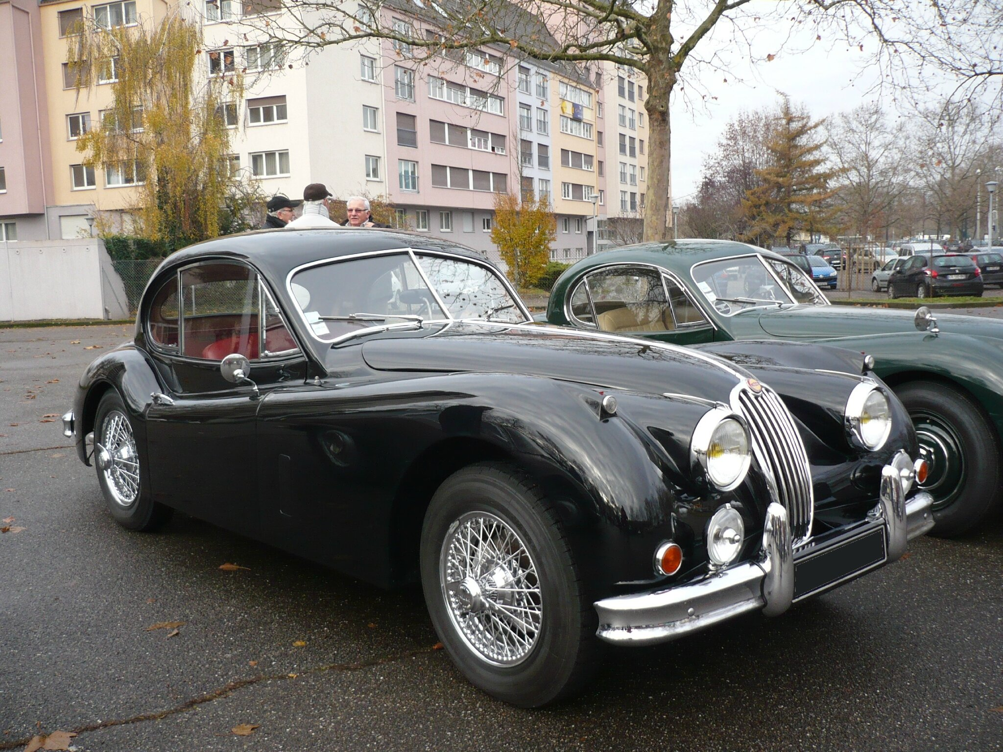 jaguar xk 140 coup strasbourg r trorencard 1 photo de 106 r trorencard de strasbourg. Black Bedroom Furniture Sets. Home Design Ideas