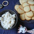 riz au lait et langues de chat