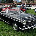 Fiat 1500 Spider, 1959  1966