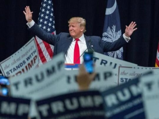Donald Trump wins South Carolina favorite to get nomination 2016