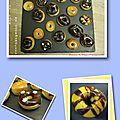Donuts au four ( 85 calories par donut)