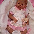 7bébé reborn fille sarah