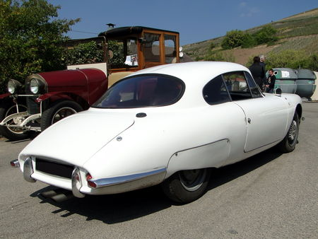 PANHARD CD Coupe 1963 1965 Bourse d'Echanges de Soultzmatt 2011 b