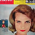 Paris match 11/04/1959