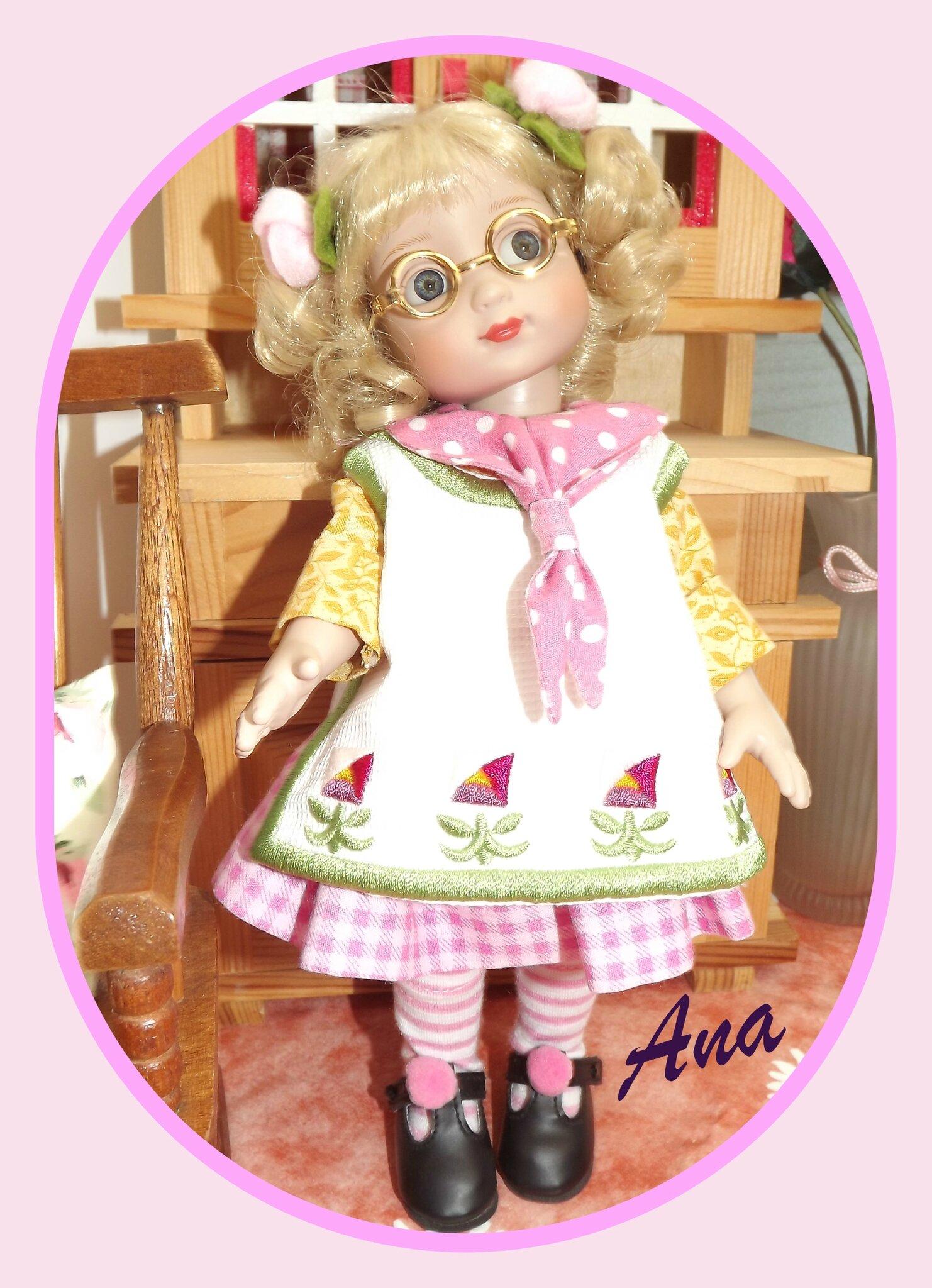 voici Ana, une autre Ann Estelle .......