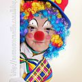 Oriane clown
