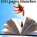 100 pages blanches