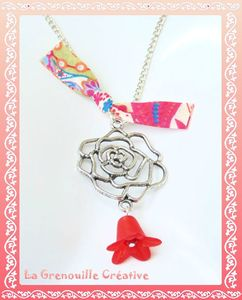 Collier ma rose (2)
