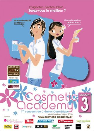 affiche_cosmetic_academy