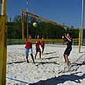 Acad Volley de Plage 24 Avril 2013