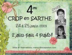 4 Me Crop En Sarthe Scrap De Nanou