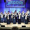 Masevaux-niederbruck: du gospel franco-anglais au cercle saint-martin