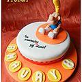 Gâteau titeuf