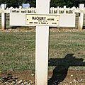 Soldat Arsène NACHURY