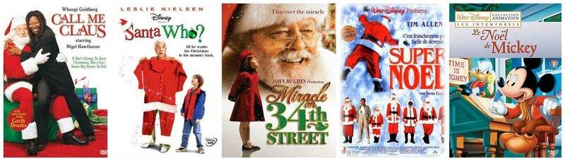 Sélection des Films à voir à Noël