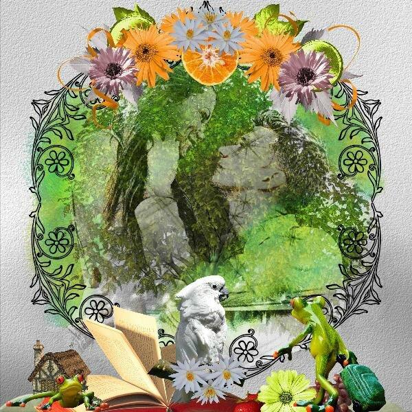 Kit SummerSong de Flomelle - page de Frisette59 - Géraldine Gons