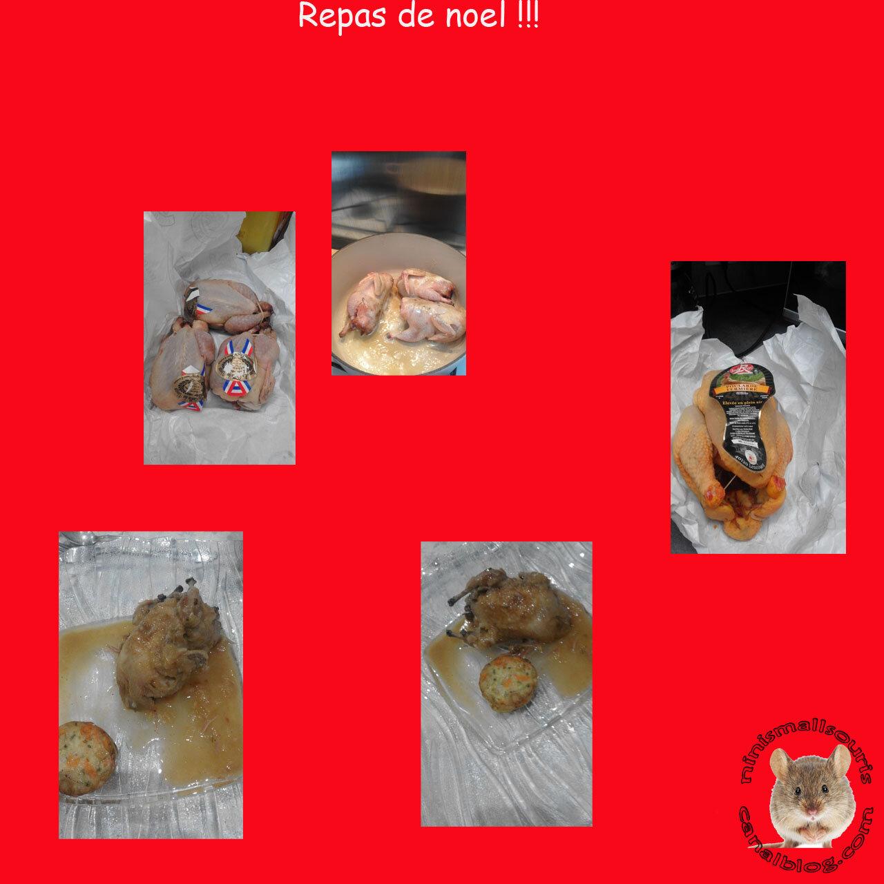Le repas de Noel ;)