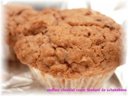 muffinschokobons