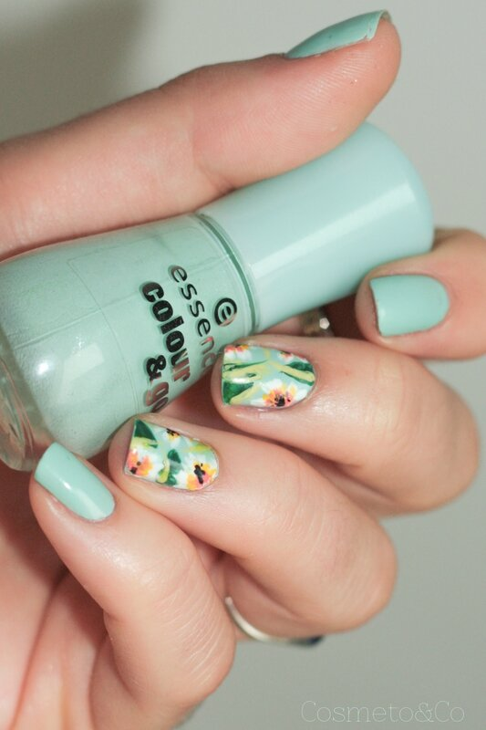 nail art tropical essence mint-2