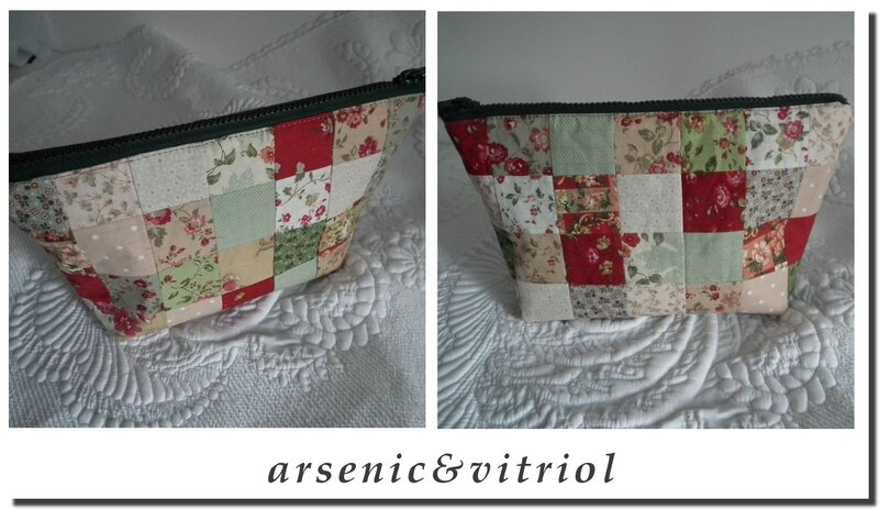 trousse patch carre