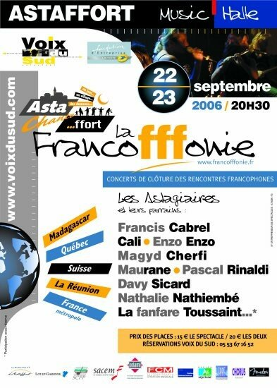 Rencontre astaffort inscription