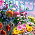 06 ) MOIS de JUIN