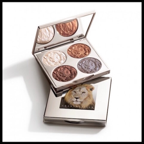 chantecaille protect the lion palette yeux 1