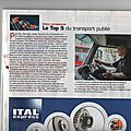 Lu dans trucks magazine sur la sécurité routière