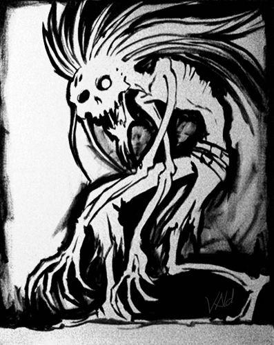 Vald Zombie HectorNB